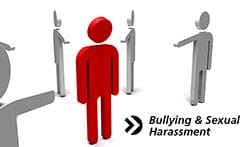 Bullying & Sexual Harassment Course