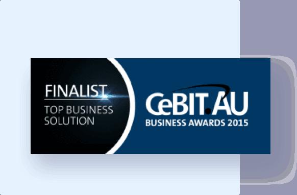 CeBIT.AU Business Awards Finalist