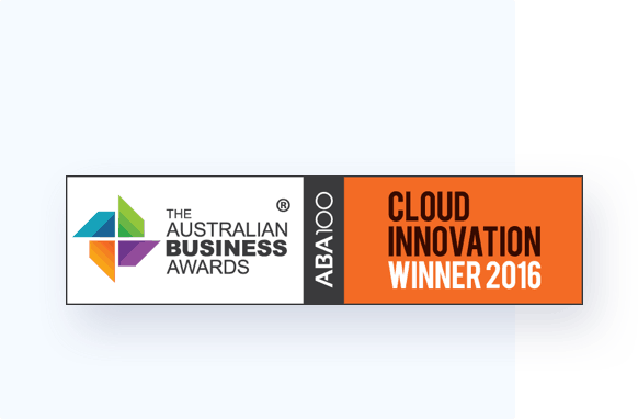 Winner of the Australian Business Award for Cloud Innovation (Rapid Access Systems)