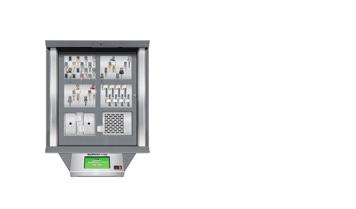 Rapid Access Integration Key Safe Cabinet