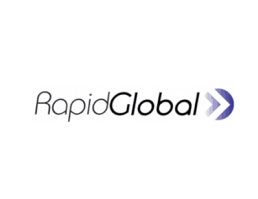 Rapid Logo 2009. JohnTemple Group transformed into Rapid Global, reflecting our company's broader mission.
